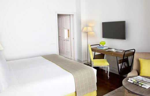 CÚRATE The Trip Castile, boutique accommodation in Madrid