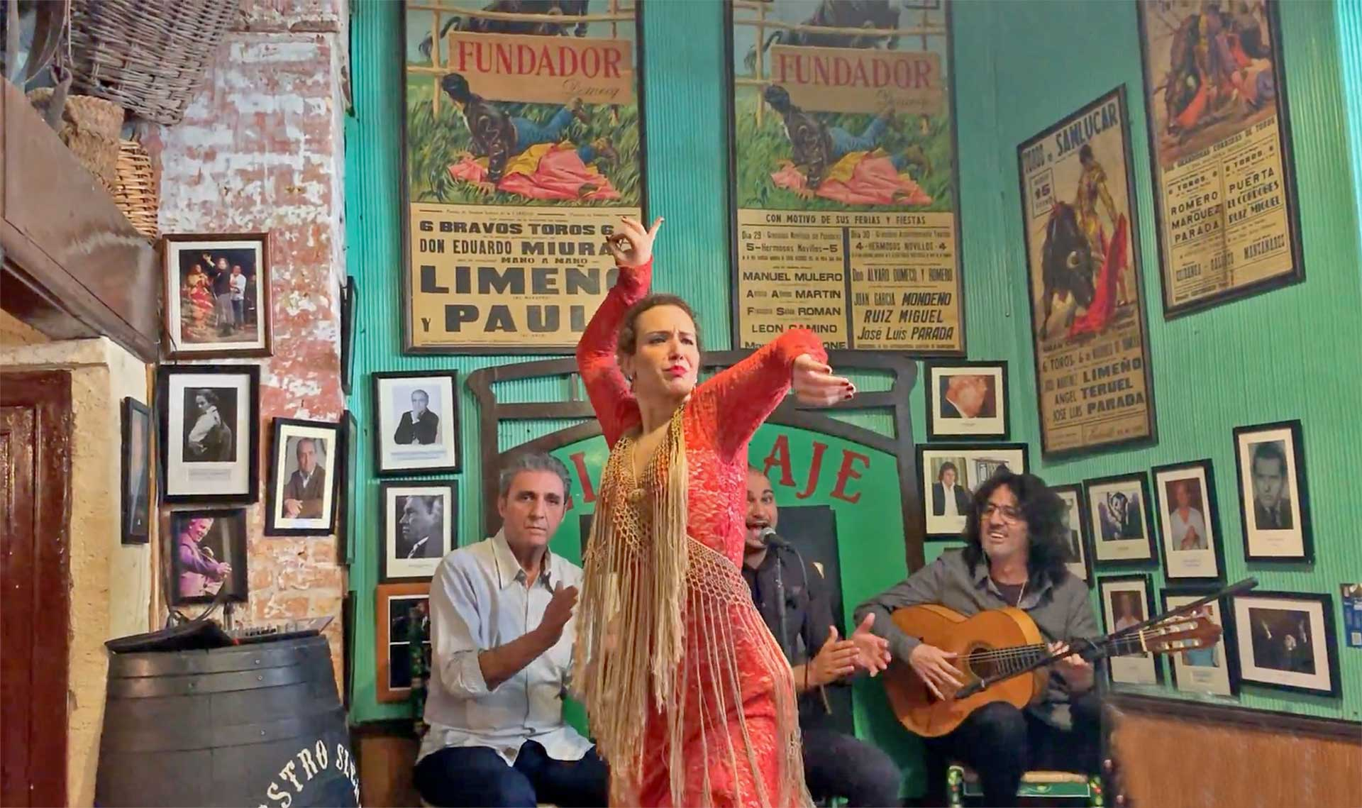 Tabancos Tour Jerez What is a Tabanco? Come to Jerez and enjoy unique bars with sherry and flamenco, by Paladar y Tomar