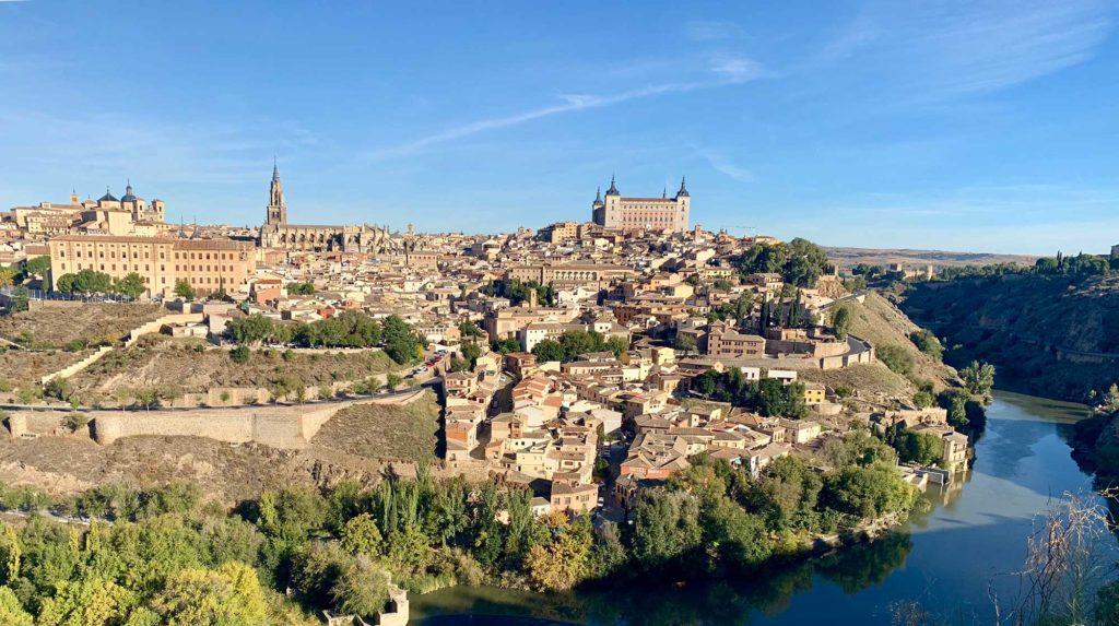 Toledo, a UNESCO Heritage City in Spain