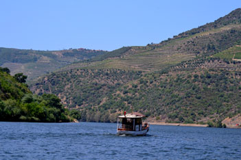 Private Douro Valley sailing