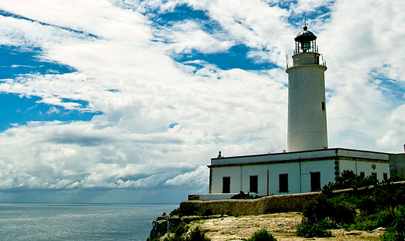 La Mola Lighthouse, Formentera