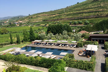 Luxury hotels in Douro Valley, Portugal