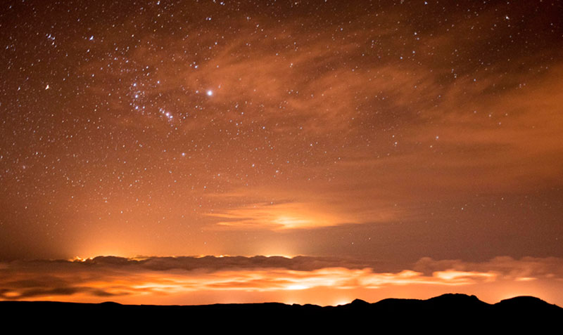 Stargazing at Teide, Tenerife