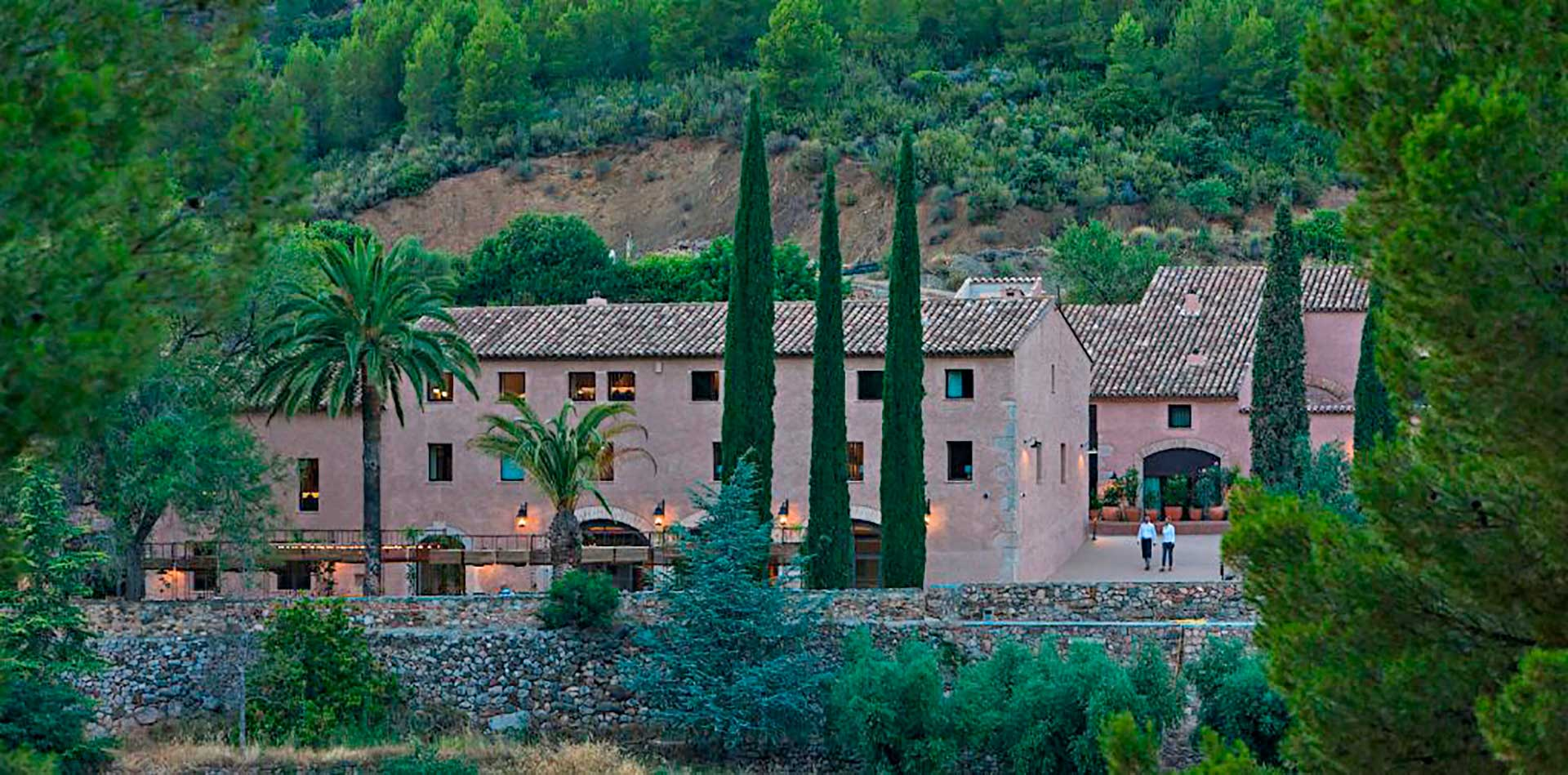 Terra Dominicata Hotel in Priorat, among the 6 best luxury hotels in Spain to elevate your trip