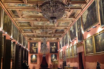exclusive visit to archbishop's palace seville