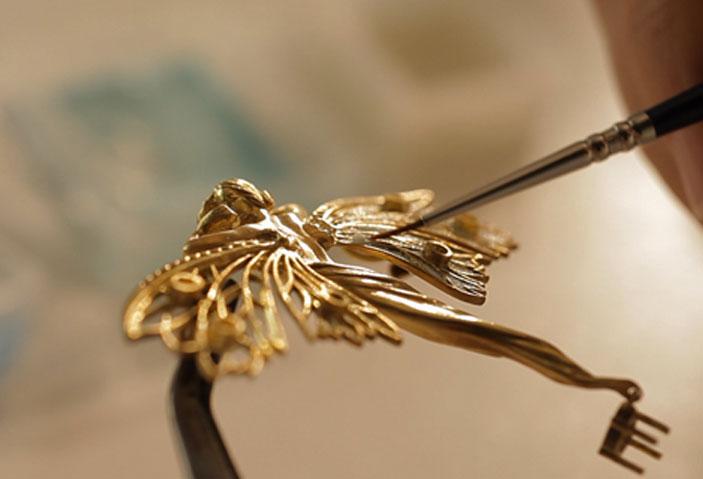 Bagues Masriera jewelry Barcelona