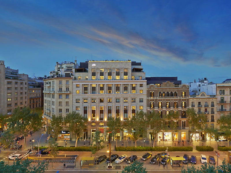 Mandarin Hotel Barcelona, a preferred hotel