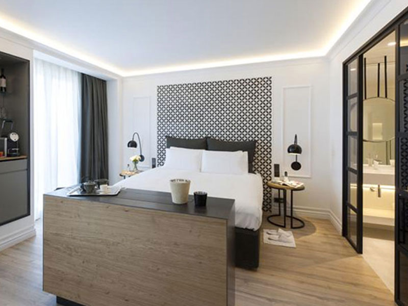 The Serras Hotel, Barcelona by the sea luxury hotel