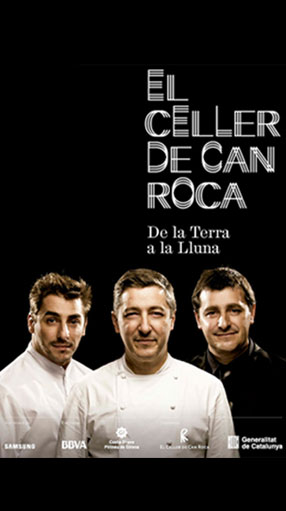 El Celler de Can Roca, Palau Robert Exhibition - From 22/11/2016
