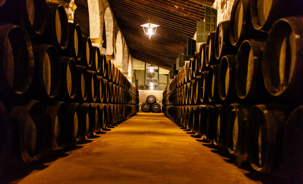 Sherry wines, a CÚRATE Trip destination