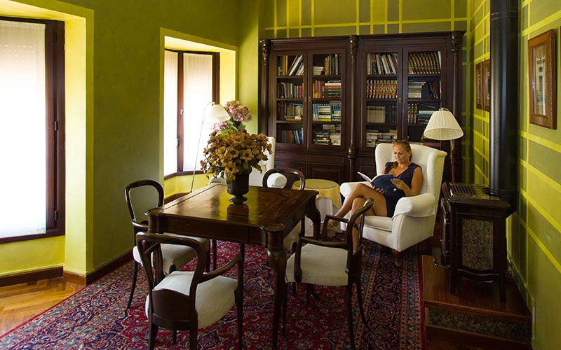Cozy living areas at Hotel Soho Boutique Vistahermosa, Andalusia, Cúrate Trips