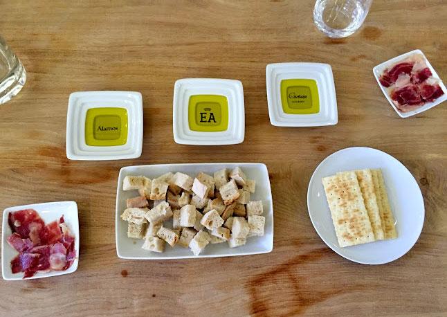 Olive oil tasting in Alentejo, CÚRATE Trips