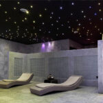 Spa at Palacio de Villapanes luxury hotel in Seville, by Paladar y Tomar