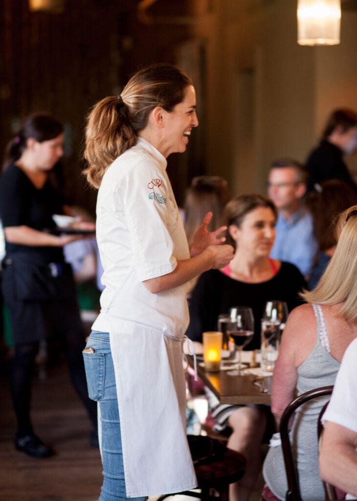 Katie Button, executive chef at CÚRATE Tapas Bar
