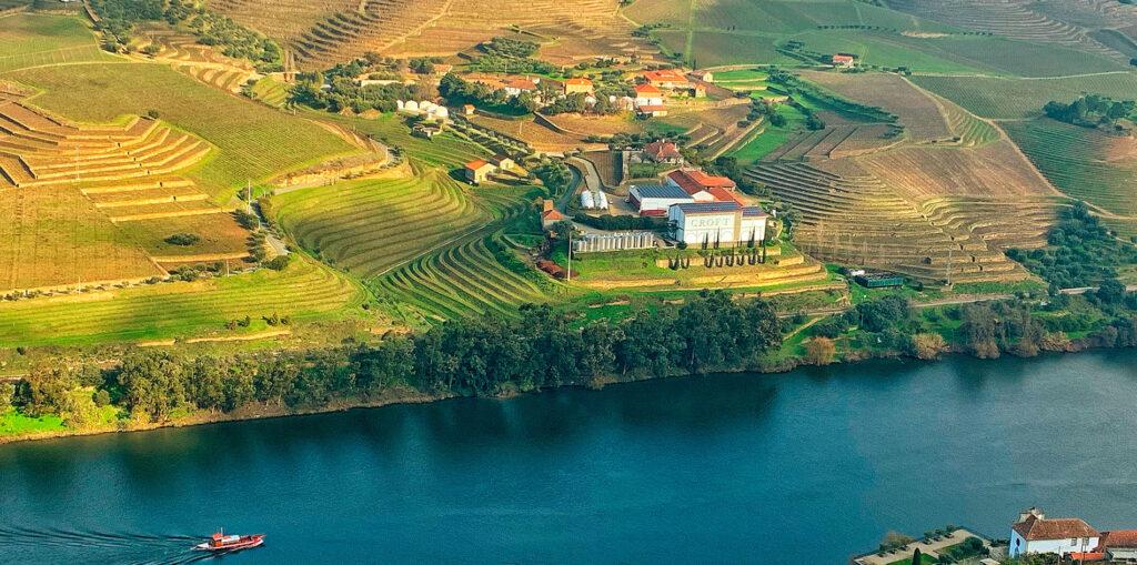 Explore the Douro Valley with Paladar y Tomar