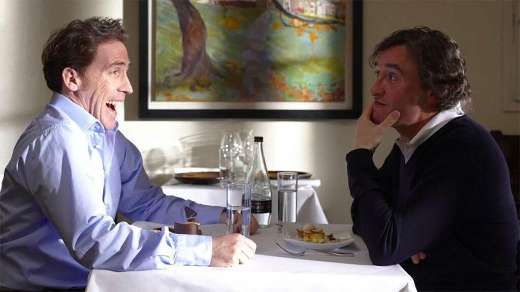 The Trip (2010), food and wine movies of all times