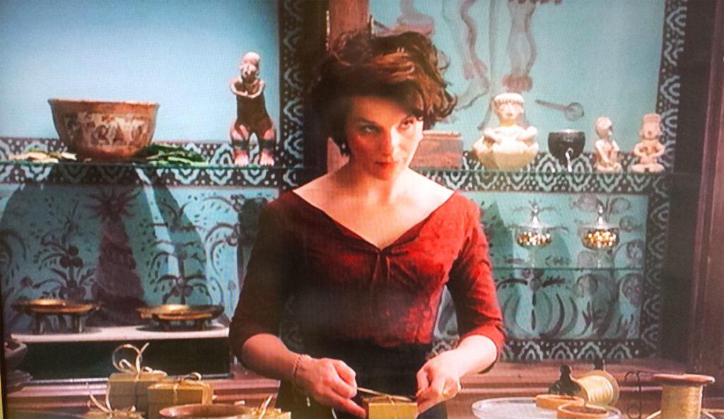 10 Best Food and Wine movies: Chocolat (2000)