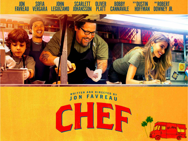 Chef: food and wine movies of all times, CÚRATE Trips