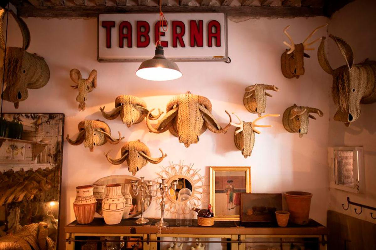 Ecological trophies made in Spain, Paladar y Tomar