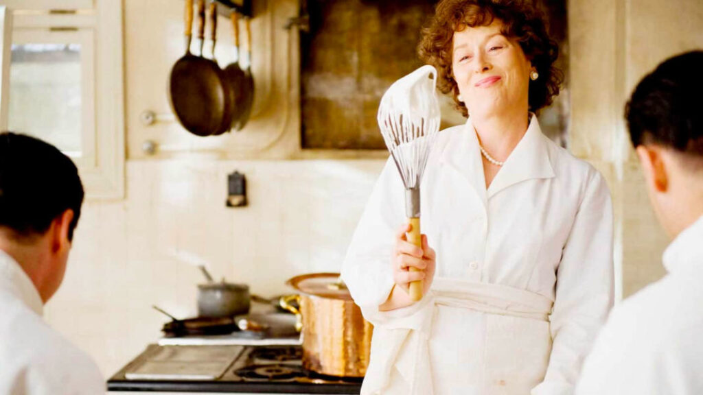 Julie & Julia, food and wine movies of all times, CÚRATE Trips