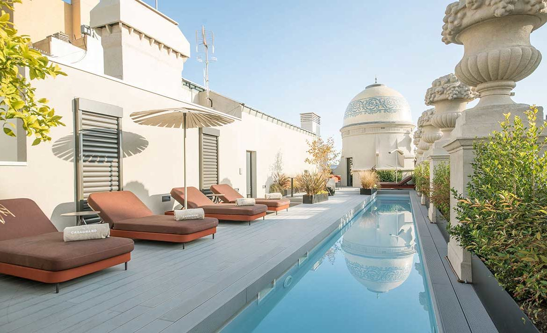Luxury apartment rental in Barcelona by Paladar y Tomar