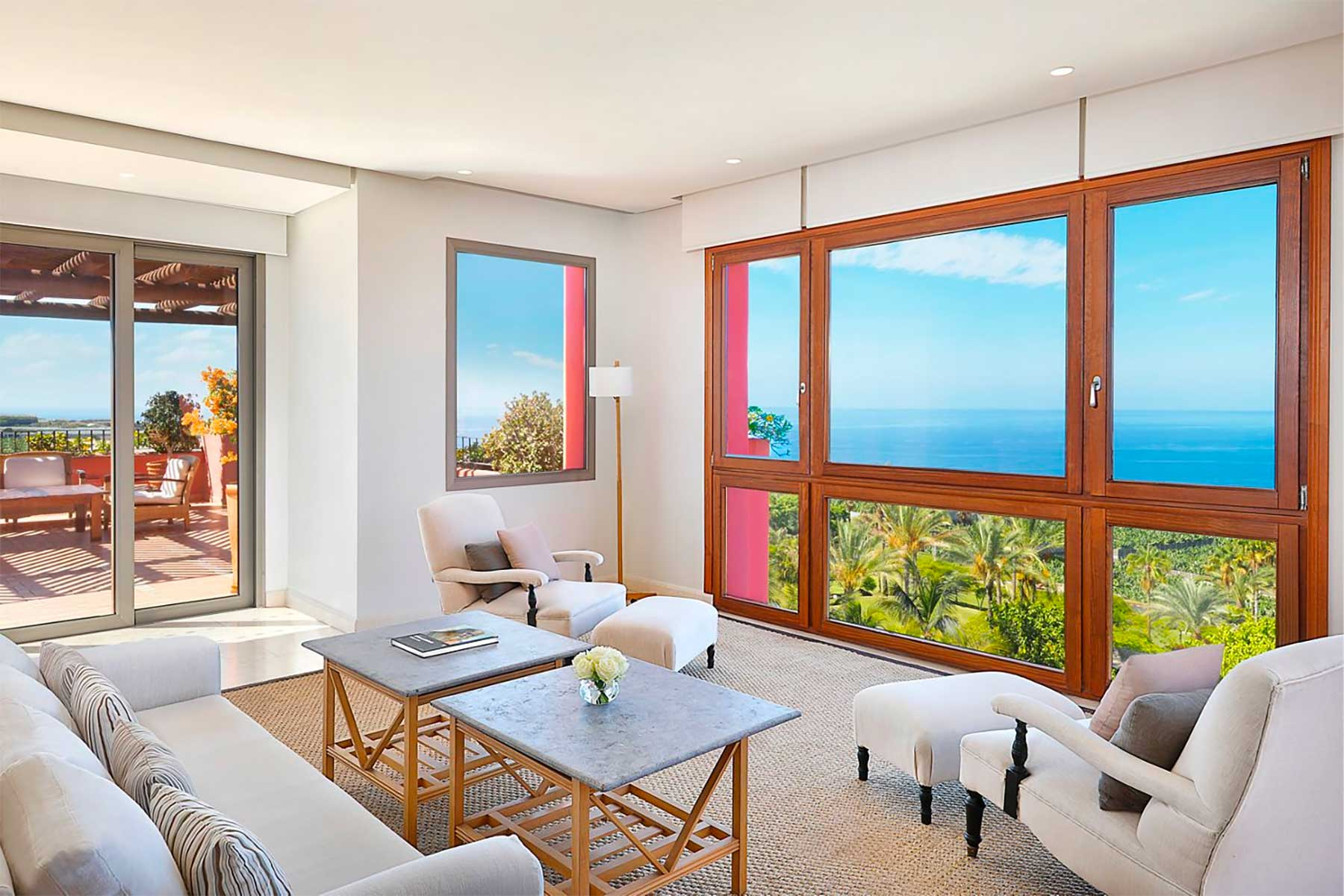 Luxury accommodation in Tenerife, Canary Islands | Photo: Ritz Carlton Abama