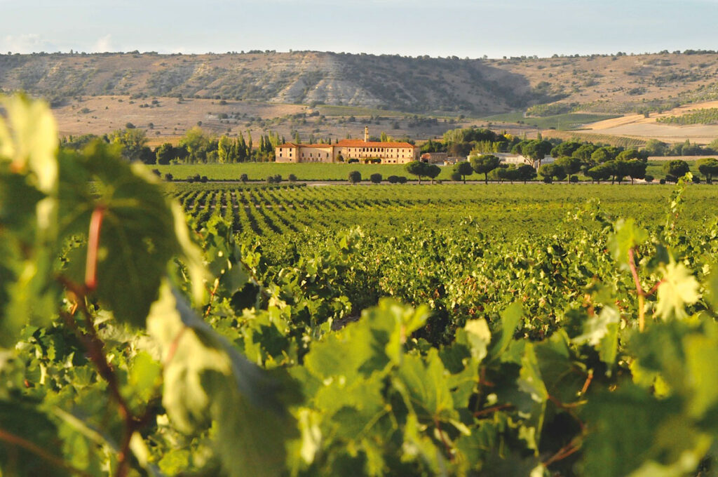 Ribera del Duero luxury hotel Le Domaine by Abadía Retuerta, let Paladar y Tomar plan in to perfection
