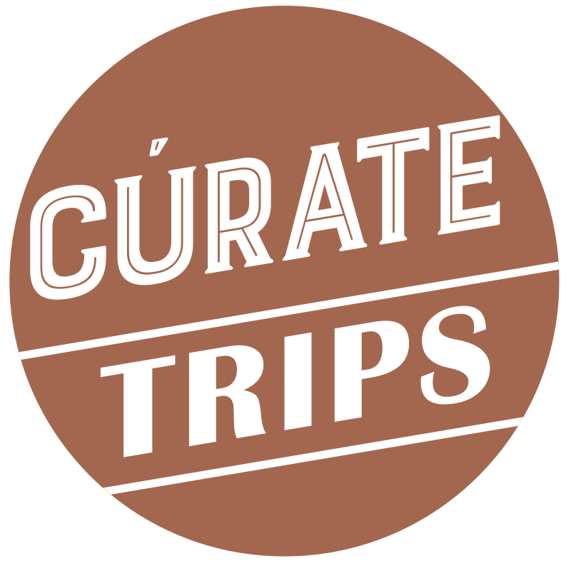CurateTrip roundlogo red
