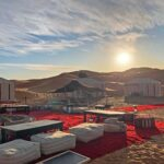 Sleep under the stars in the Sahara Desert with Cúrate Trips by Paladar y Tomar