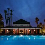 La Mamounia Spa Pavillion, stay in Marrakech with glam with Paladar y Tomar