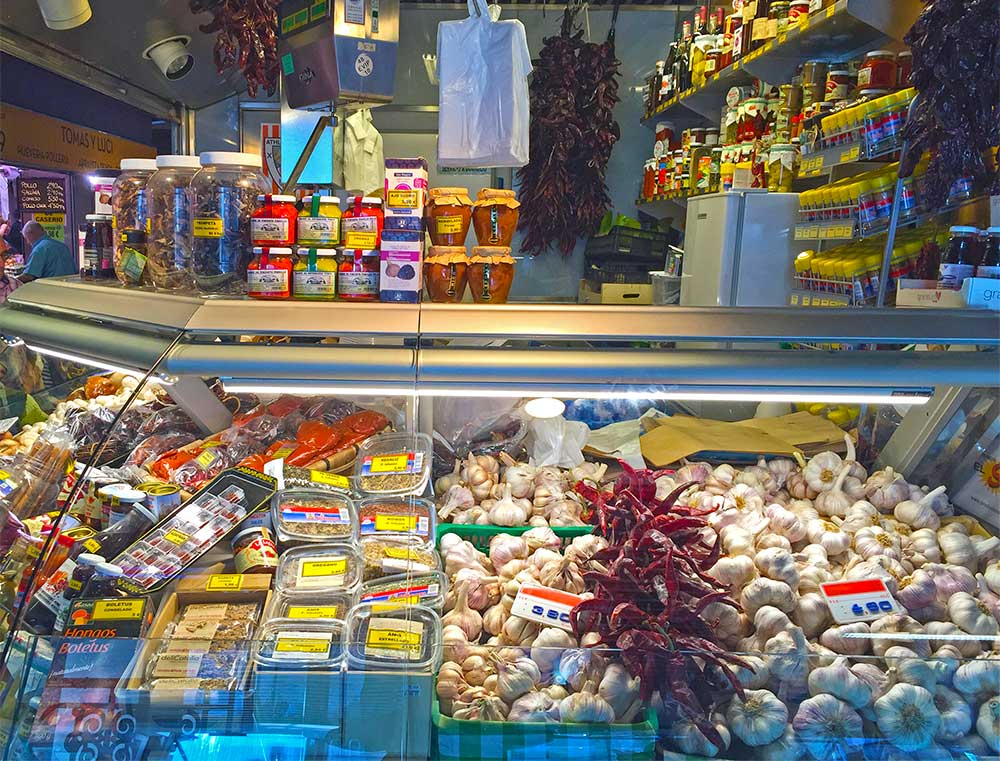 Barcelona Food Markets Trail, a unique experience by Paladar y Tomar