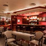 The English bar at Hotel Carlton Bilbao 5*, Cúrate Trips