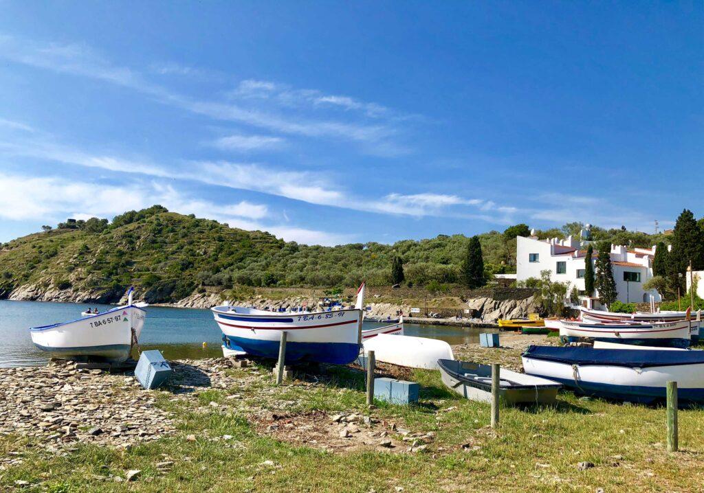 Port Lligat, home of Dali, in the heart of Empordà-Costa Brava, by Paladar y Tomar