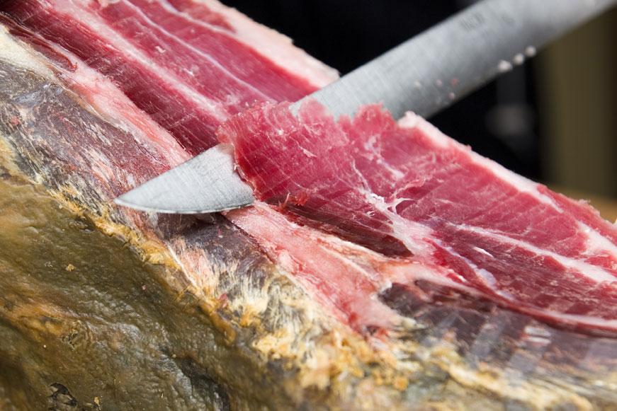 Jamon iberico: Spanish gourmet delicacy