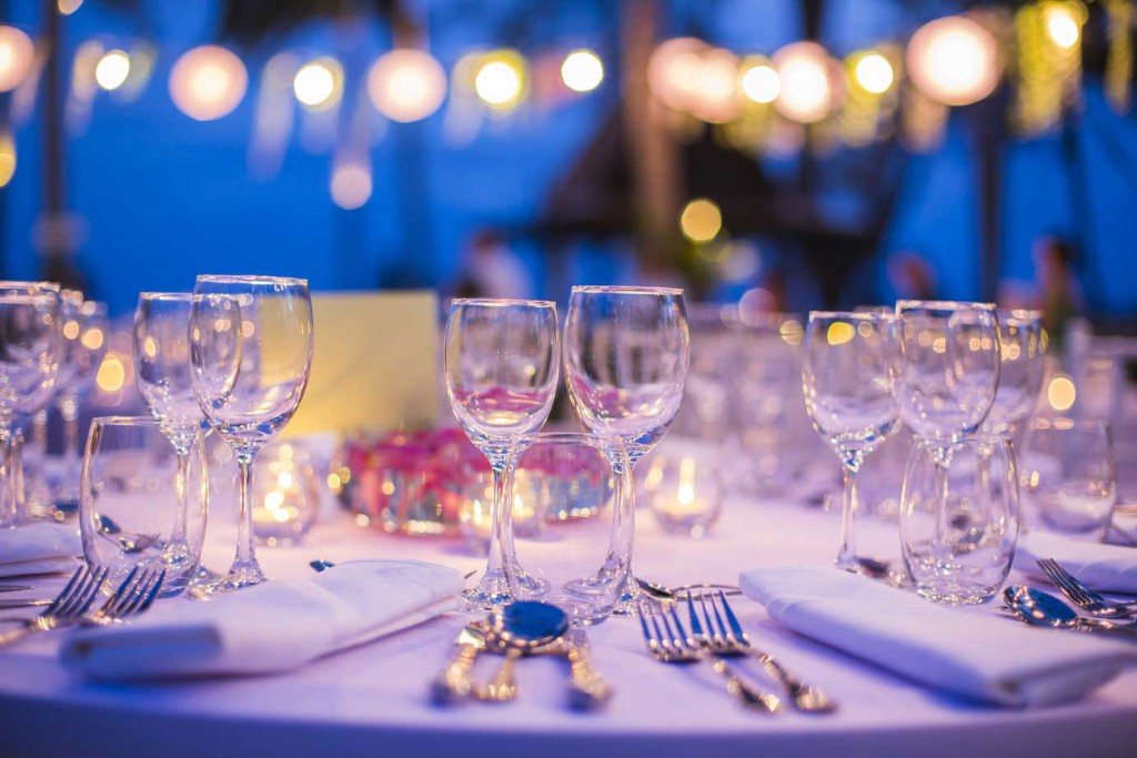 Private events management, a personal concierge service
