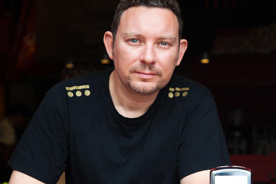 Albert Adrià, flying chef at Café Royal