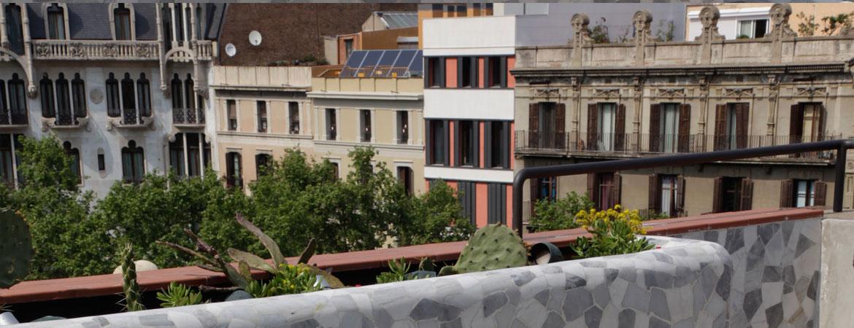 barcelona el palauet, luxury suite mezzanine tibidabo   paladar y, Innenarchitektur ideen
