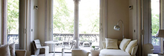 Barcelona luxury private accommodation