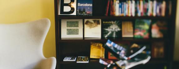 Modernism and modern design at El Palauet luxury suites in Barcelona
