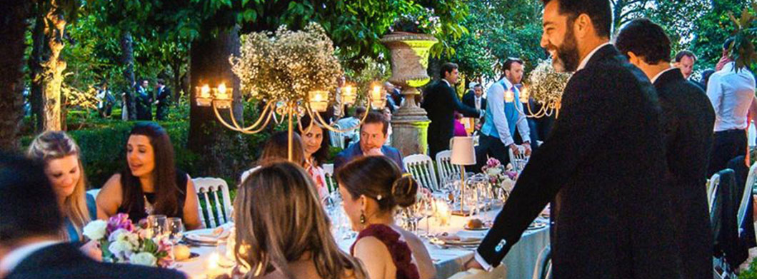 Luxury creative event planners in Spain