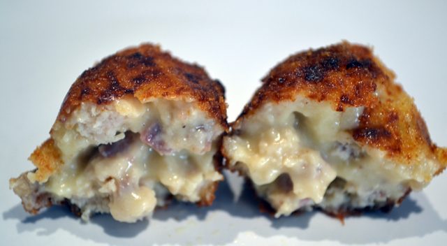 Croquetas are one of most popular tapas in Barcelona