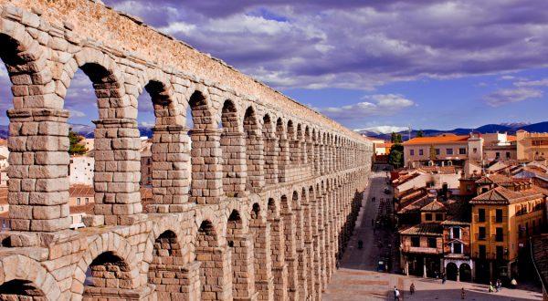 CÚRATE Trips and Paladar y Tomar take you to the amazing Segovia