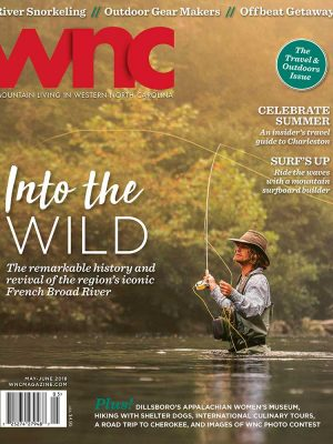 Cúrate Trips are mentioned by WNC Magazine