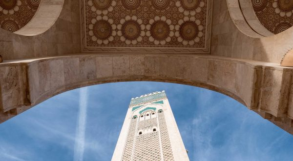Arrive to Casablanca Imperial city in Morocco, a private tour by Paladar y Tomar