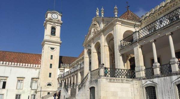Coimbra University, UNESCO World Heritage, by CÚRATE Trips