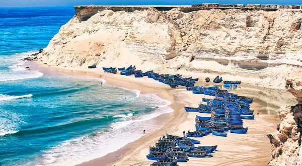 Dakhla, a gem in southern Morocco to be explored in loneliness with Paladar y Tomar