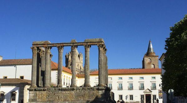 Evora, UNESCO, CÚRATE Trips