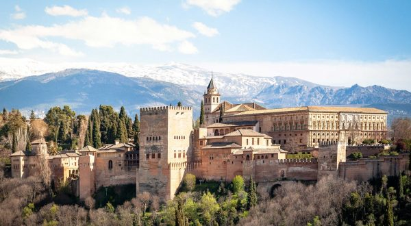 Awesome Granada, a city with a strong Arab past, discover it with Paladar y Tomar