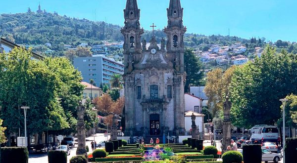 Enjoy a lovely day tour of Guimarães with Paladar y Tomar