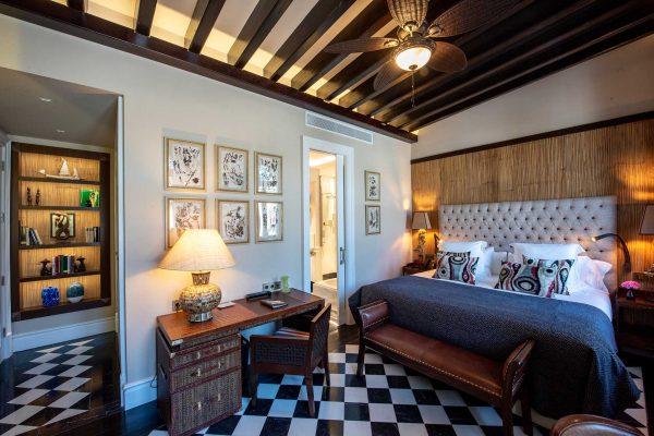 Hotel Casa Palacio Maria Luisa, luxury hotel in Jerez de la Frontera, Andalusia, curated by Paladar y Tomar
